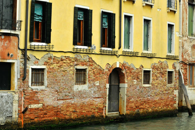 Picture of Rising Damp in Venice